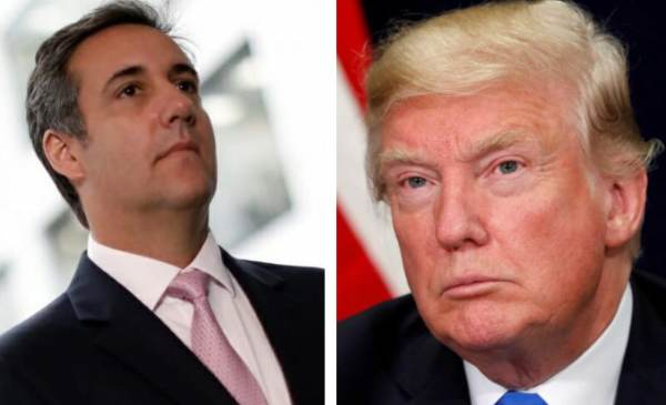 FBI Agents May Have Seized Tapes of Trump's Conversations With Attorney Michael Cohen During Raid