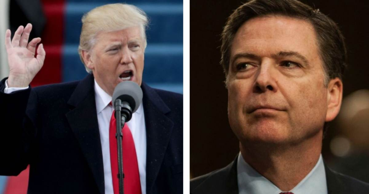"""How Comey Carved Out an """"Unprecedented"""" Position For His Covert Agent Who Had Access to the White House"""