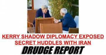 """BREAKING: Trump Says John Kerry """"Violated Logan Act"""" and 'Should Be Prosecuted' For Negotiating With Foreign Government (VIDEO)"""