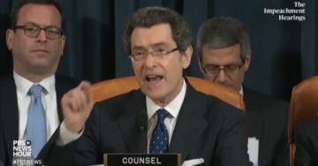 Democrat Counsel Blasting Trump and Questioning 'Witnesses' at Judiciary Hearing Tweeted About Impeaching Trump Before Inauguration Day