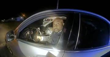 GROSS: NAACP President's Claims He Was Racially Profiled by Police Officer — Cameras Prove He Lied (VIDEO)