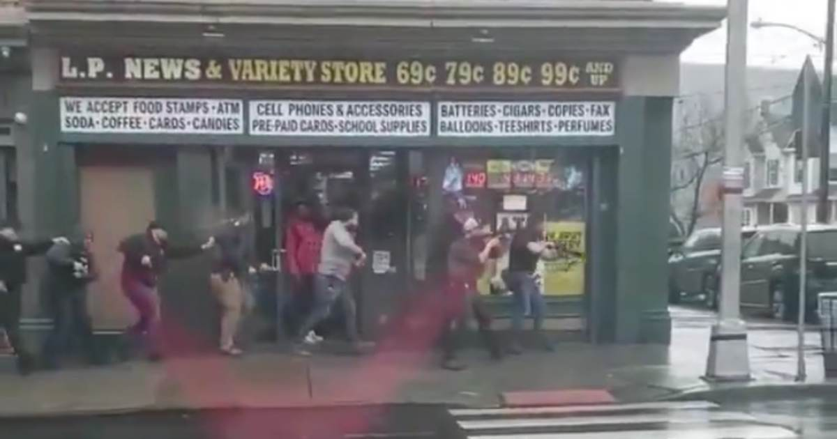 'Like a Warzone' - Police Officer Killed, 3 Others Wounded in Shootout in Jersey City - 6 Dead in 'Kosher Supermarket'