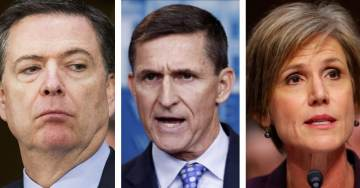 BREAKING: Comey & Yates Targeted General Flynn With Counterintel Investigation ONE YEAR Before His Phone Call to Russian Ambassador in 2016