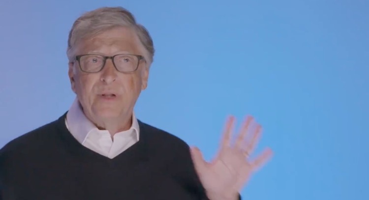 Creepy Bill Gates Announces That He's Not a Fan of Bitcoin – Warns People Who Aren't as Rich as Elon Musk from Buying It