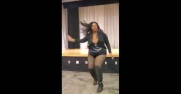 Seattle Hires Transgender Stripper To Perform At Homeless Strategy Conference (VIDEO)
