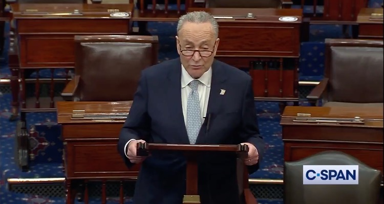 Schumer, McConnell Reach Agreement on Trump Impeachment Trial – Here Are the Details