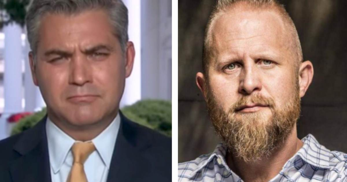 photo image Trump's 2020 Campaign Chair Brad Parscale Drops a MOAB on Jim Acosta After Their Twitter War Escalates