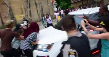 Protests Erupt in Pittsburgh Over Black 17-Year-Old Shot Dead by Police Officer (VIDEOS)