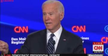 What is Wrong with Old Joe? Biden Jumbles Words Throughout Final Democrat Debate (VIDEO)