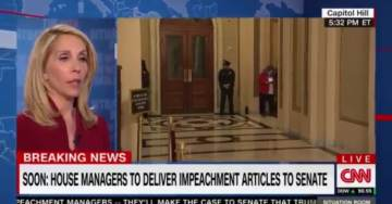 """Jarring"" – CNN Panel Blasts Pelosi's 'Celebratory' Impeachment Signing Ceremony (VIDEO)"