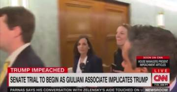 """You're a Liberal Hack! I'm Not Talking to You!"" – GOP Senator Blasts Fake News CNN Reporter (VIDEO)"
