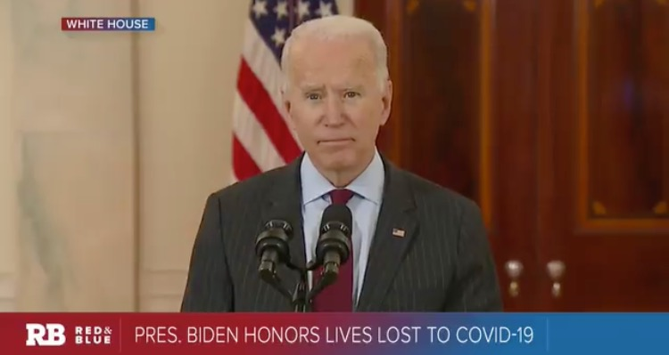 Biden Caught In Another Big Lie – Claims More Deaths from COVID than WWI, WWII and Vietnam Wars Combined – Simply Not True