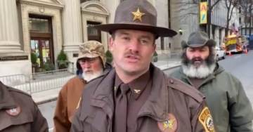 """Unconstitutional"" – VA Sheriff Richard Vaughan: 'If Democrat Gun Control Bills Go Through as Proposed, They Will Not be Enforced' (VIDEO)"