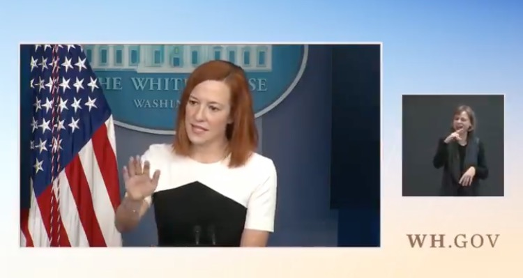 Psaki Gets Testy with Peter Doocy, Says Biden Admin Putting Kids in Cages is 'Not Keeping Kids in Cages' – Blames Covid (VIDEO)