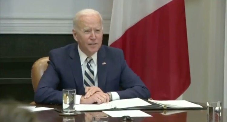 """Biden Tells Mexican President: """"We Look at Mexico as an Equal, Not as Somebody Who is South of the Border"""" (VIDEO)"""
