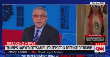 President Trump's Defense Team Hit Dems So Hard That Even CNN Admits, 'The President is Winning' (VIDEO)
