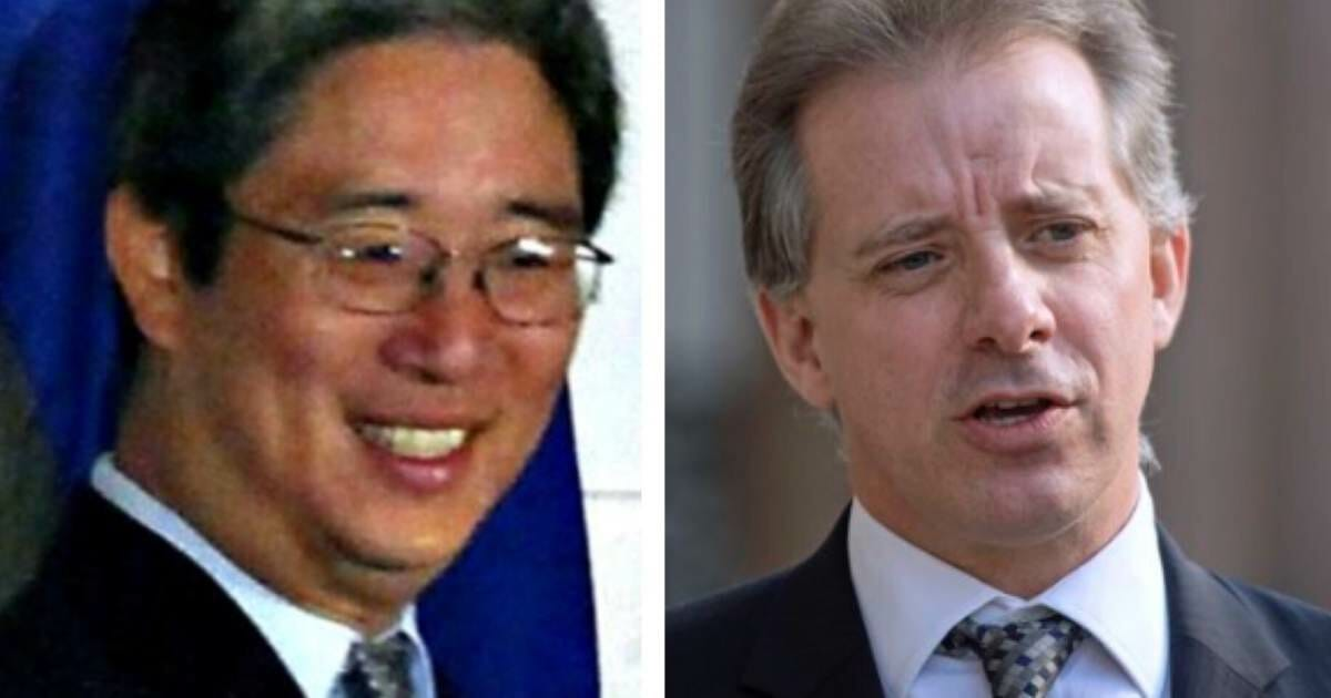 SARA CARTER: New Bruce Ohr Texts Show Dossier Author Steele Panicking Over Comey Testimony Hope Firewalls Will Hold