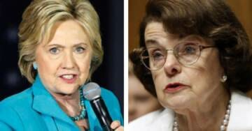 Conservative Journalists Receive Warning From Twitter After Publishing Damning Articles on Feinstein and Crooked Hillary