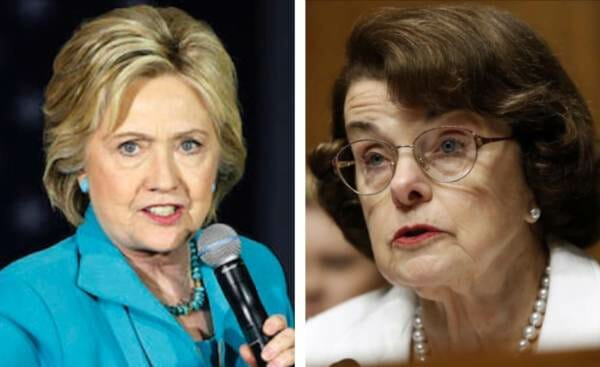 photo image Conservative Journalists Receive Warning From Twitter After Publishing Damning Articles on Feinstein and Crooked Hillary