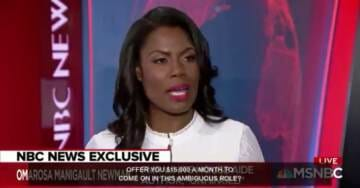 "New Omarosa ""Bombshell"" Tapes of Lara Trump Turn Out to be Huge Flop (VIDEO)"