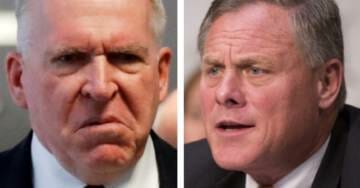 WOW. Senate Intel Chairman Burr Defends Trump – Slams John Brennan For Claiming Trump 'Colluded With Russia'