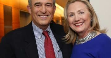 Hillary Clinton and Lanny Davis Tried to Establish a Secret Back Channel to Israel, Classified Emails Reveal