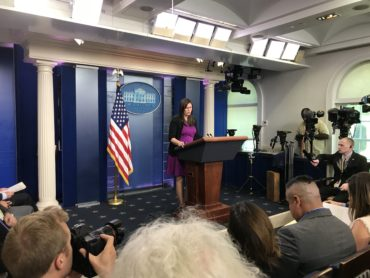 While Nation Is Focused On Healthcare, The WH Press Corps Continue To Push Russia Conspiracies