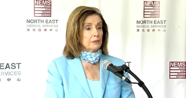 """Pelosi Says We Were in a Bad Situation at the Border Under Trump, But Joe Biden Saved the Day and Put Us on a """"Good Path at the Border"""" (VIDEO)"""