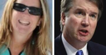 "Christine Ford Says ""There Is Zero Chance"" She Would Confuse Kavanaugh with Fellow Student in 36 Yr-Old Incident She Just Remembered 6 Yrs Ago"