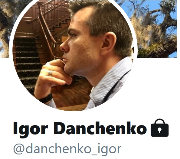 Igor Danchenko, the Man Behind the Lies in the Steele Dossier, Was Court Ordered to Obtain Mental Health Counseling and Previously Crossed Paths with Rod Rosenstein