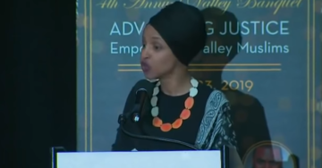 Predictable: After Iranian Regime Sets Off Mines on Oil Tankers, Ilhan Omar Blames Trump