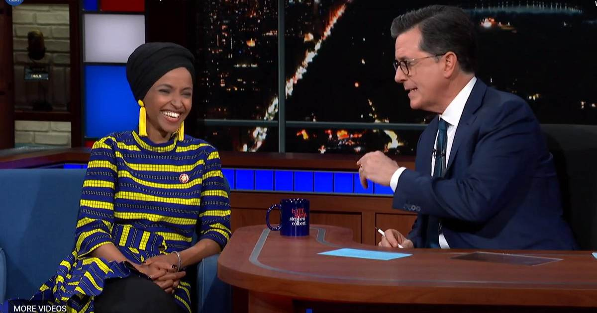 ilhan omar claps back at pres  trump   u0026quot i stand undeterred