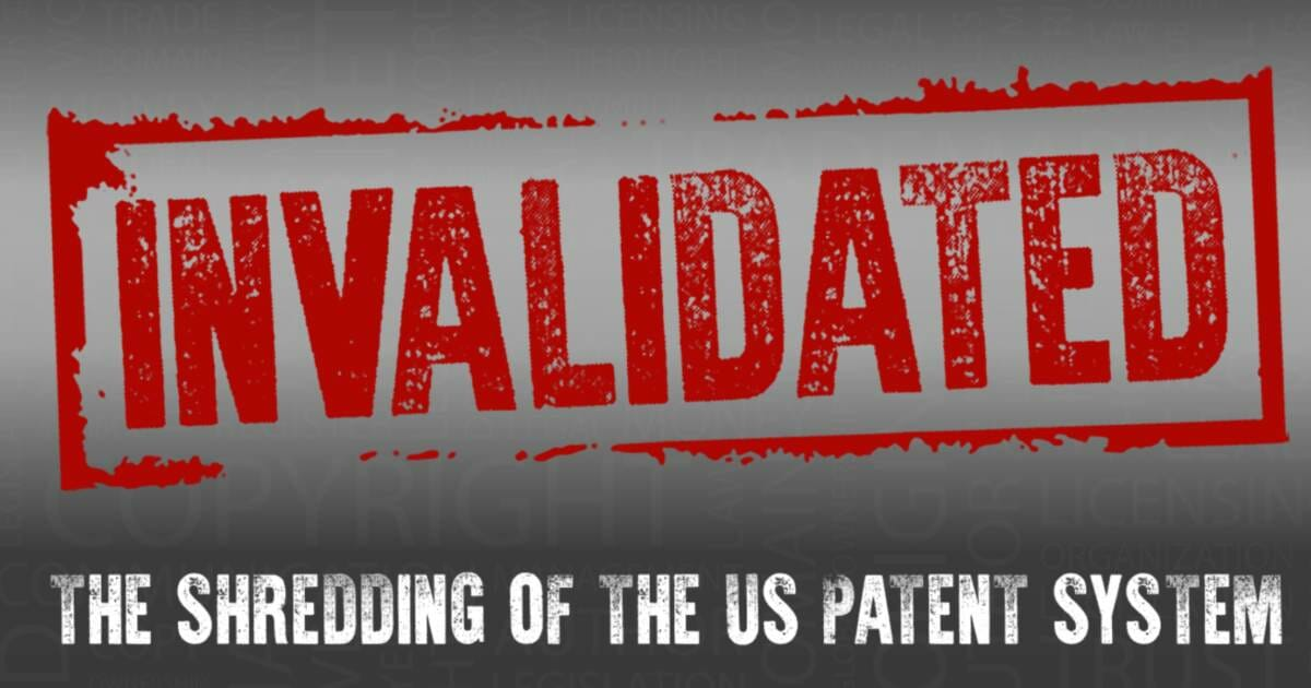 INVALIDATED: New Documentary Tells Story of Josh Malone and Corruption In US Patent System