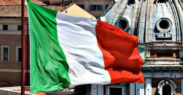 ITALIAN SALUTE? ''Migrant Invasion'', Economic Woes Expected to Propel Nationalist and Anti-EU Parties to Prominence