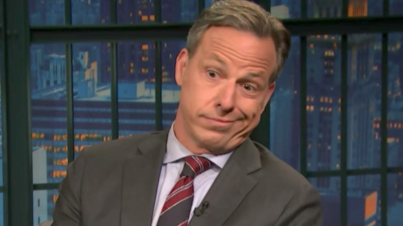 CNN's Jake Tapper Admits Trump's 'Sh*thole' Statement Was Twisted by Fake News Reporters