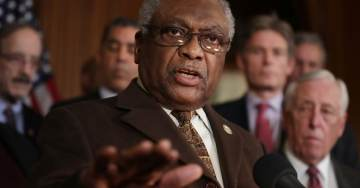 """Democrat Rep. Clyburn Says Coronavirus """"Is a tremendous opportunity to restructure things to fit our vision"""""""