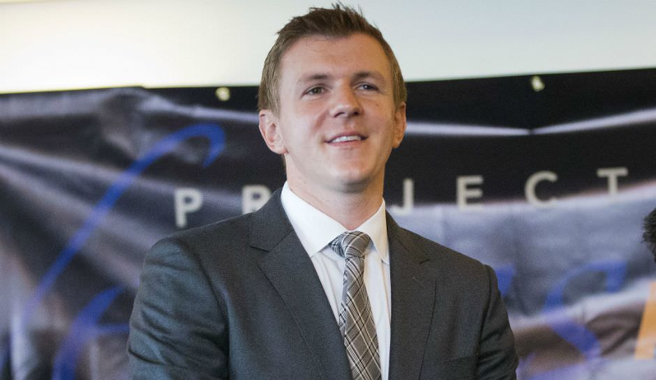 "James O'Keefe Warns Breaking Report Coming ""Tomorrow"" in Cryptic Tweet"