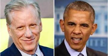 "James Woods Pounds Obama Into Dirt For His Weak Leadership ""Obama Was Pushed Around Like a Hotel Vacuum Cleaner"""