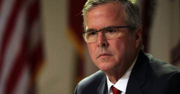 "Jeb! Bush Joins First Ladies and Demands Trump End ""Heartless"" Child Border Policy"