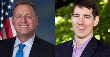 Midterm 2018 – CALIFORNIA House Race: Jeff Denham (R) Within TWO Points Of Josh Harder (D)