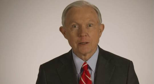 Trump Calls on Sessions to Drop Out of Senate Race