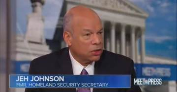 Obama DHS Sec. Jeh Johnson: Trump Had Constitutional and Domestic Legal Authority to Take Out Soleimani