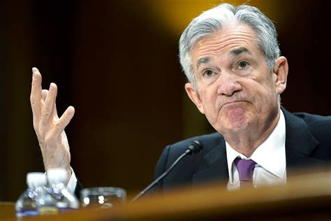 After Nearly Collapsing the Economy in 2018, Fed Chief Jerome Powell Sold Between $1 and $5 Million of Stock Before the Market Sank in October 2020