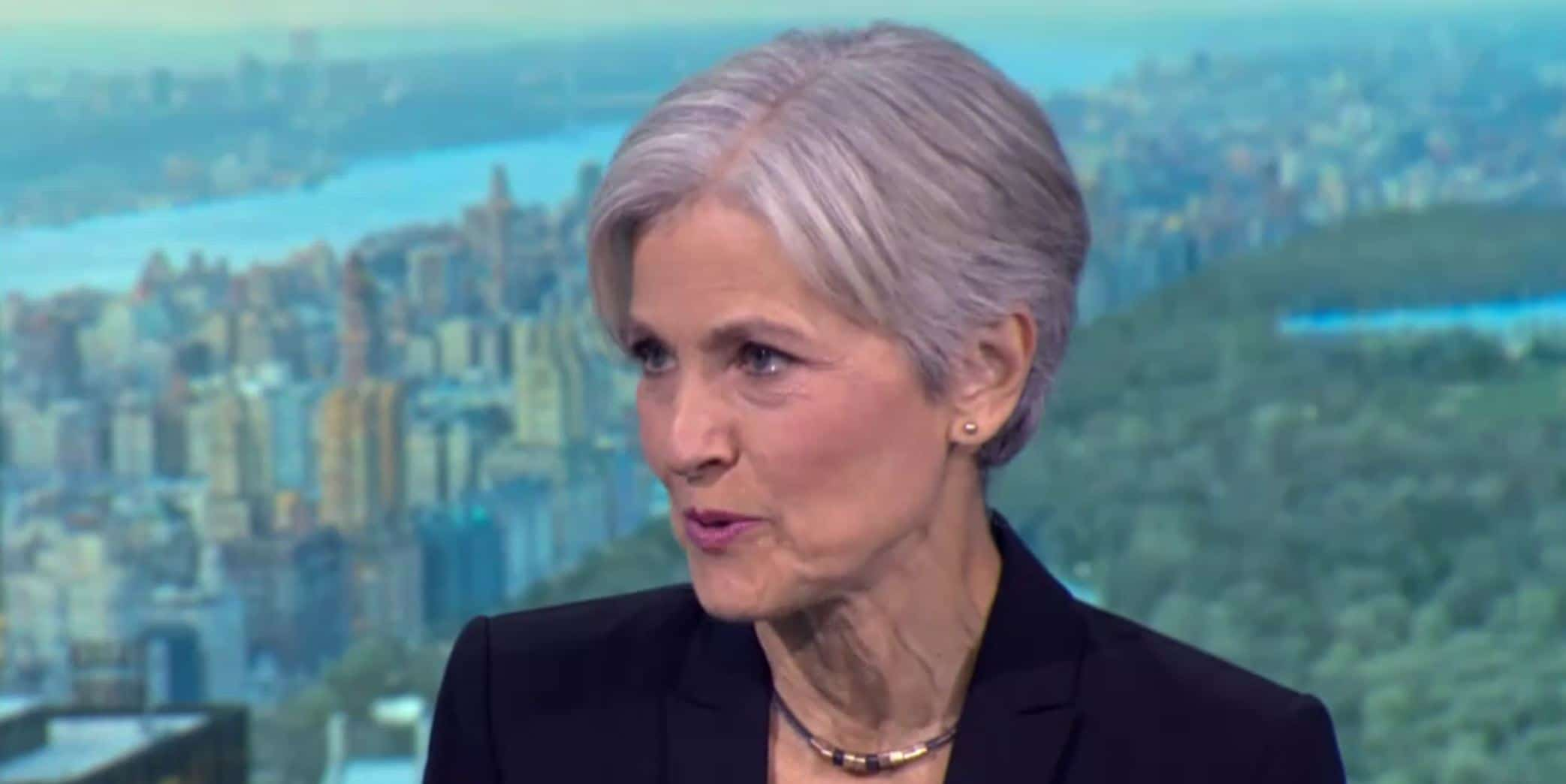 JILL STEIN: Media And Democrats Were The Real Meddlers In 2016 Election (VIDEO)