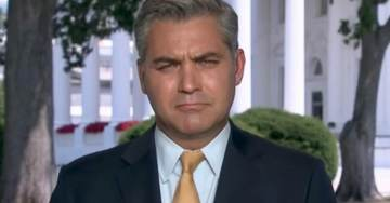 """CNN's ACOSTA: Americans Are Too Dumb To See Through President Trump's """"Act"""", They """"Don't Have All Their Faculties."""""""