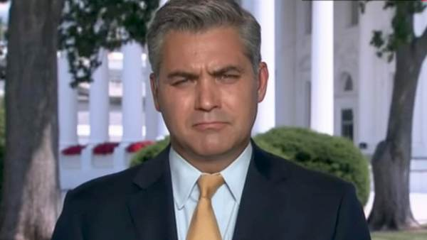 CNN Activist-Reporter Jim Acosta Admits He Won't Cover Biden as Aggressively as Trump