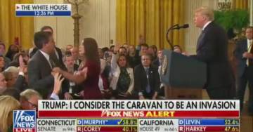 BREAKING: Judge Orders White House to Restore Jim Acosta's WH Hard Press Pass – A Win for the Media Mob (Video)