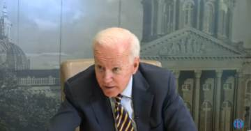Projection? Biden Blames White Men for 'Gender Pay Gap', but Paid Women Less Than Men During His 36 Years in Senate