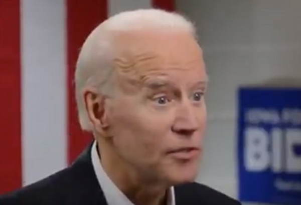 """Biden Actually Said This… """"They Tell Me There's Ways We Can Do Teleconferencing Via Us All Being in Different Locations"""""""