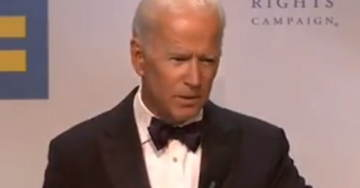 AWFUL: Joe Biden on Trump Supporters: 'The Dregs Of Society' (VIDEO)